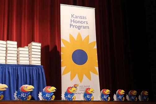 Seniors recognized as Kansas Honors Scholars