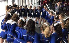 Cheerleaders take on Dallas