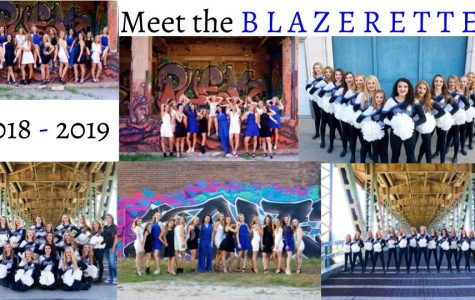 Meet the Blazerettes
