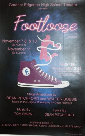 Lights, Camera, Footloose!