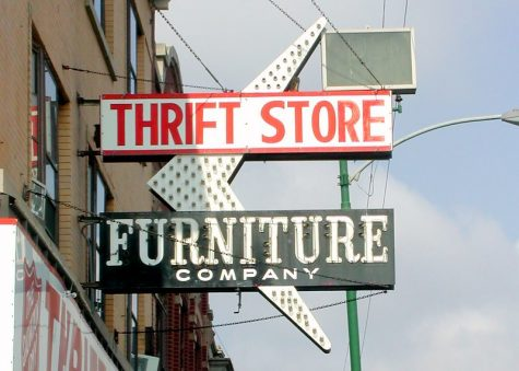 Thrifting Rises To Challenge Fast Fashion