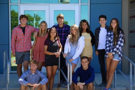 Homecoming Candidates Announced
